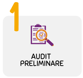 Audit Preliminare - Strategia di condivisione