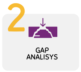 Gap Analisys - Strategia di condivisione